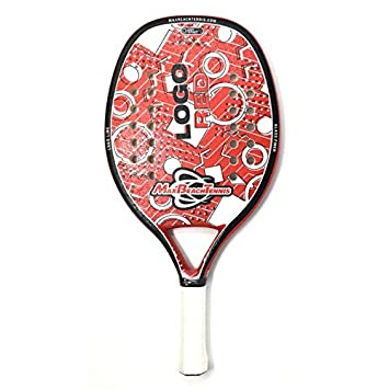Amazon.com: Max Beach Tennis MBT Raqueta de tenis de playa ...