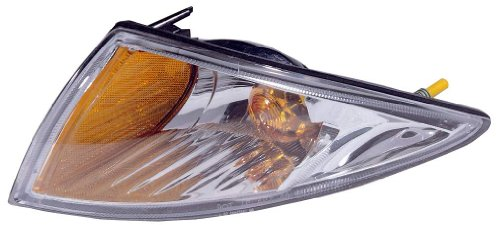 - Depo 332-1580L-US Chevrolet Cavalier Driver Side Replacement Parking/Side Marker Lamp Unit