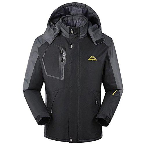 mens-waterproof-mountain-jacket-breathable-fleece-windproof-outdoor-coat-black-2xl