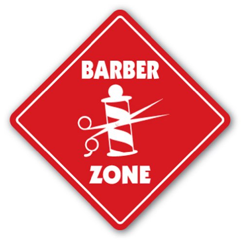 BARBER ZONE novelty shave barber product image
