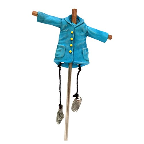 Rabbit Garden Peter (Peter Rabbit Secret Garden Miniature Figures - Peter's Coat)
