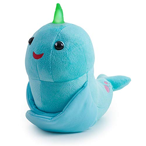 WowWee Fingerlings Hugs Interactive Plush Narwhal Now $9.99 (Was $28.99)