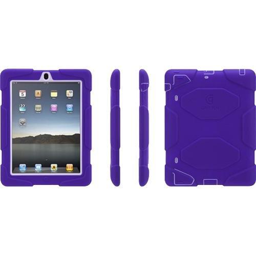 lavender Griffin Technology Survivor for iPad 3rd gen. /& iPad 2