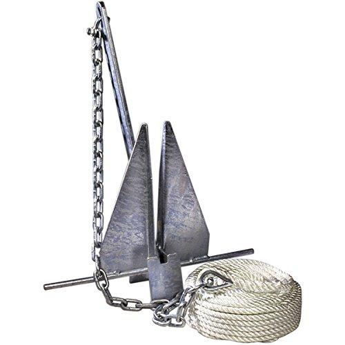 Super Hooker Boat Anchors - TIED 95095 Anchor Kit Super Hooker #8 Boating Anchors