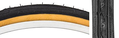 Sunlite Road Raised Center Tires, 26 x 1-3/8