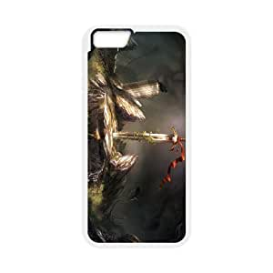 Trine 2 iPhone 6 Plus 5.5 Inch Cell Phone Case White 53Go-244752