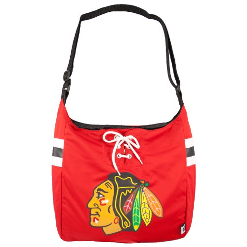 Bag Chicago Blackhawks - NHL Chicago Blackhawks Jersey Tote