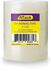 ATack RV Awning Repair Tape, 3