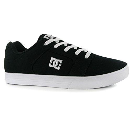 DC metodo Skate Scarpe Casual da uomo nero scarpe da ginnastica scarpe da ginnastica