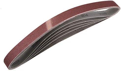 1-Inch X 30-Inch Sanding Belt 120 Grit Sand Belts für 5-Piece Belt Sander