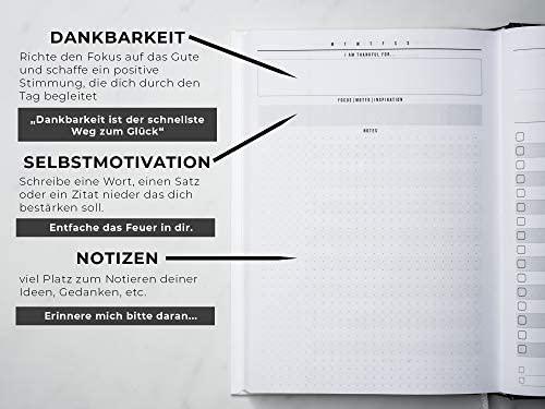 Planificador Elementar - Planificador diario con calendario ...