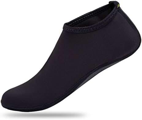 JACKSHIBO Fashion Water Skin Shoes Aqua Socks For Beach Swim Surf Pool Yoga Exercise