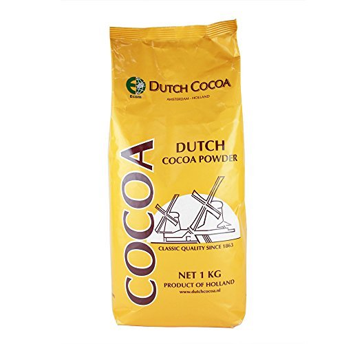 Dutch cocoa powder mid Red type DUTCH COCOA 1kg__ by Mamapan