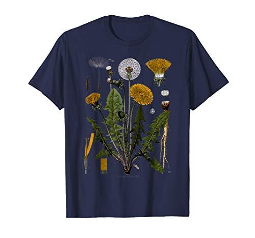 Dandelion Botanical T- Shirt