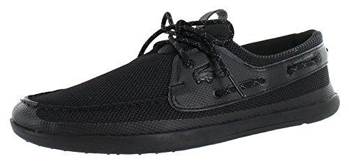 Chaussure Lacoste Homme Light Et Voile T2 Black