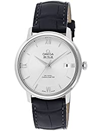 Omega DeVille 424.13.40.20.02.001 Stainless Steel Automatic Men's Watch