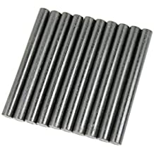 "West Lake 5/16"" Ferrocerium Rod Flint Fire Starter Magnesium Tool Kit pack of 8"