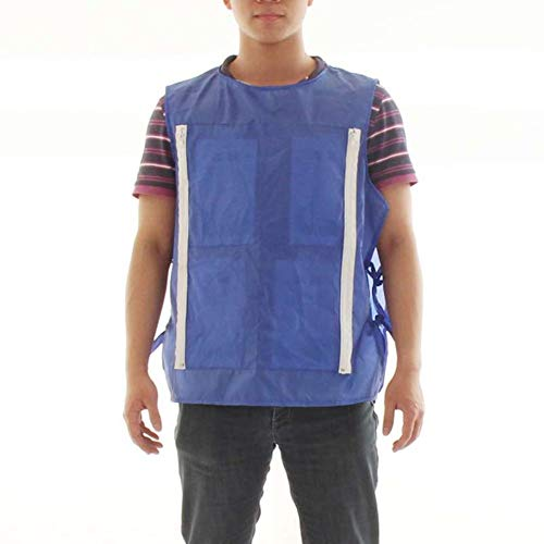 MAJIABEIXIN Cooling Vest High Temperature Protective Clothing chill Vest Summer Cooling Vest can be Installed ice Pack Cooling for The Mascot Costume