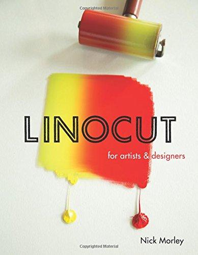 Linocut for Artists & Designers (Designer Block)