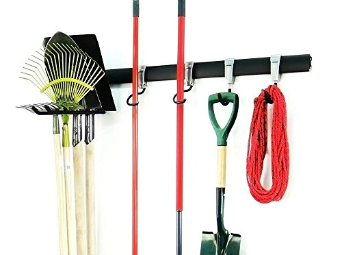 SafeRacks SafeTrax Garage Storage System Utility Hook Set