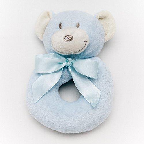 Tarta de pañales pequeño dormilón azul. Regalo original para recién nacido - tarta pañales - regalo bebe: Amazon.es: Bebé
