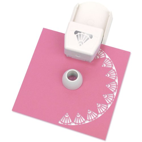 Martha Stewart Crafts Circle Edge Paper Punch, Deco Shell Deco Craft Punch