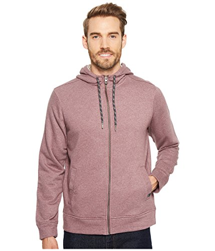 - prAna Asbury Full Zip Hood, Thistle Heather, XX-Large
