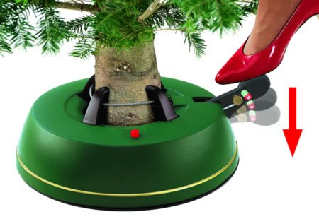 Charming Krinner Vario Christmas Tree Stand