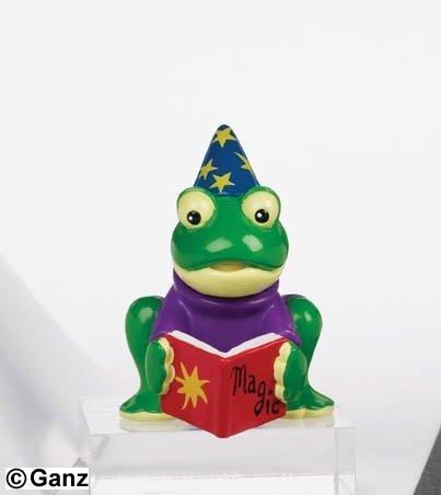 (Webkinz Mini PVC Figure Frog Sorcerer)