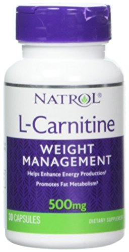 Highest Rated L Carnitine Fat Burners