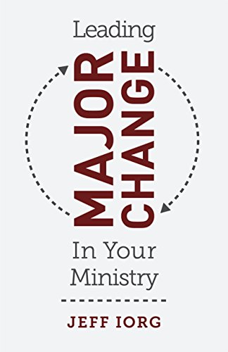 BEST Leading Major Change in Your Ministry<br />[W.O.R.D]