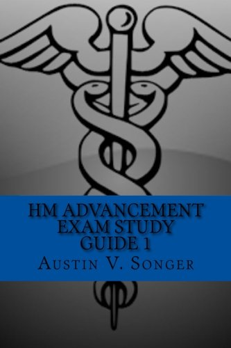 HM Advancement Exam Study Guide 1: Hospital Corpsman Manual