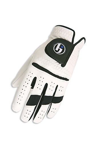 HJ Glove Mens Snow White Durasoft Golf Glove