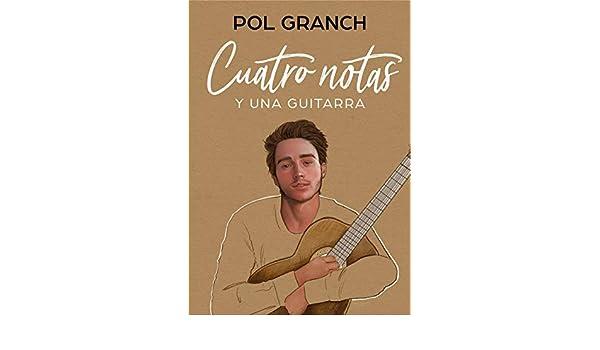 Cuatro notas y una guitarra: Amazon.es: Libros