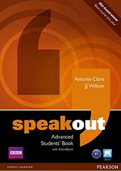 Speakout Advanced Students Book and DVD/Active Book Multi-ROM ...
