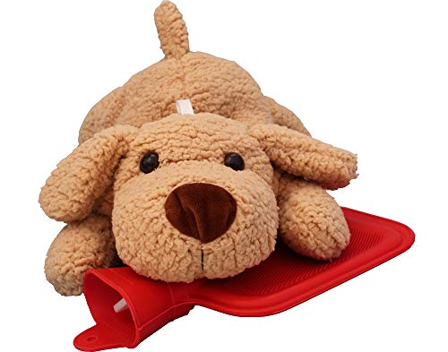 stuffed animal hot water bottle - 9
