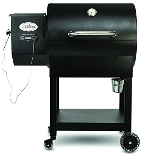 - Louisiana Grills 60700-LG700 LG 700 Pellet Grill, 707 Square Inch