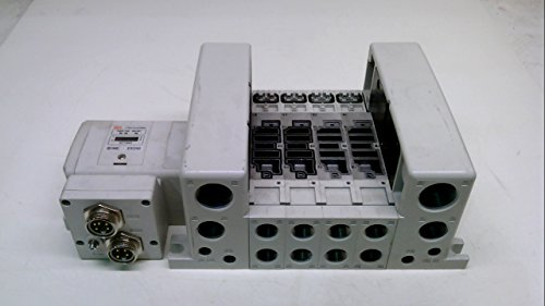 Smc Vqc4-0011-Bbbz With Attached Part Number Ex250-Sdn1-X122 Manifold Vqc4-0011-Bbbz With Attached Part Number Ex250-Sdn1-X122 by SMC Corporation
