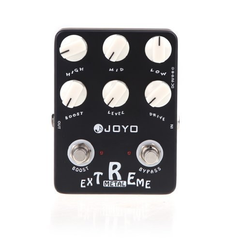 JOYO JF-17 Guitar Effect Pedal Extreme Metal Distortion by JOYO