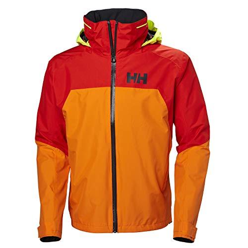 Helly Hansen Men's HP Fjord Jacket, Blaze Orange - Medium from Helly Hansen