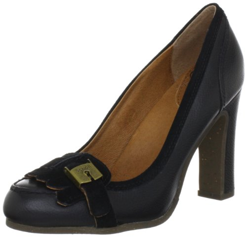 Yeide Scholl Para Clásicos Negro Mujer Zapatos F24653 0drTd