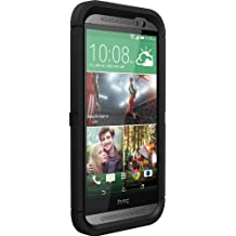 Otterbox HTC M8 Defender Series Case - Retail Packaging - Black