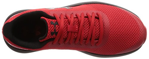 Under Armour Boys' Grade School Surge RN Sneaker Red (600)/Black 4 by Under Armour (Image #11)