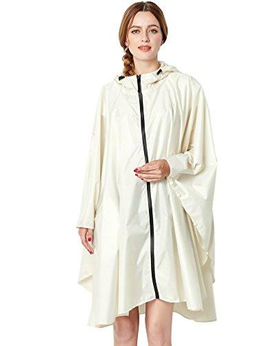 Pluie Femmes Coupe Vestes Oversized Cayuan IawqdcFd