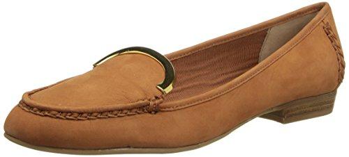 DV by Dolce Vita Women's Erica, Cognac Leather, 10 M US