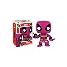 [Marvel] Marvel Funko POP Deadpool Purple Chase HT Exclusive Limited Edition [parallel import goods]