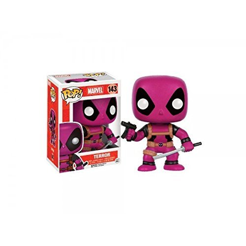 Funko Pop! Marvel #143 Deadpool Terror -