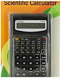 Scientific Calculator with Slide-On Case
