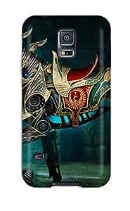 New Design Shatterproof JfmxaRj1389qQaFn Case For Galaxy S5 (rift)