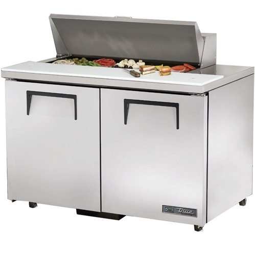 True ADA Compliant 12 Cu Ft Sandwich / Salad Unit w/ 10 Pans Ada Compliant Sandwich